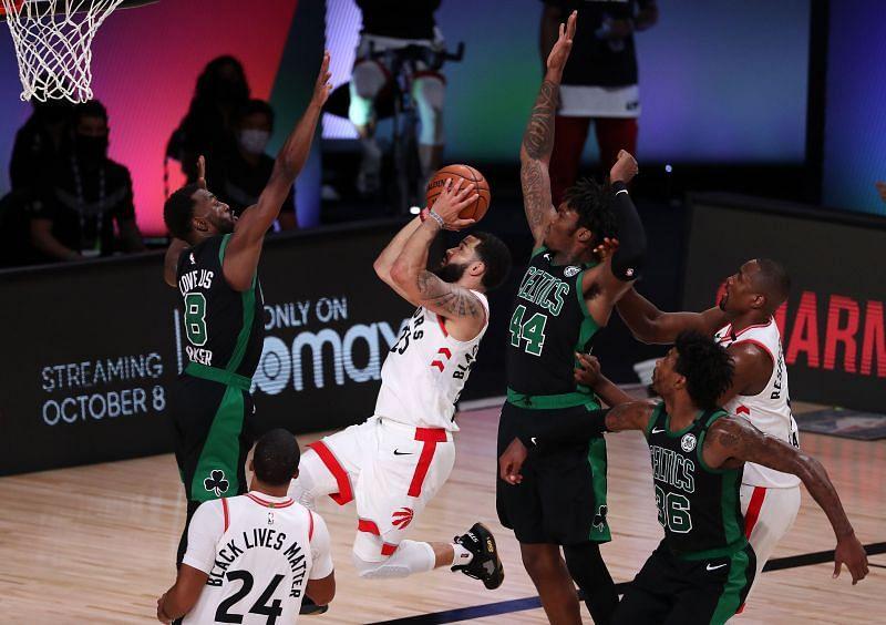 Boston Celtics vs Toronto Raptors - Game Seven