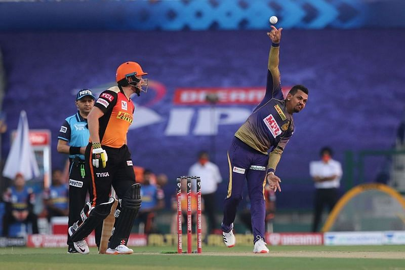 Sunil Narine is available for today