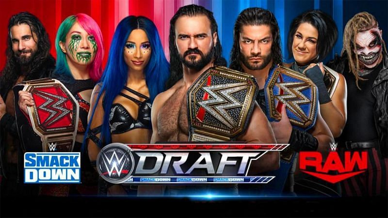 The WWE Draft of 2020 began on SmackDown. Who won out?