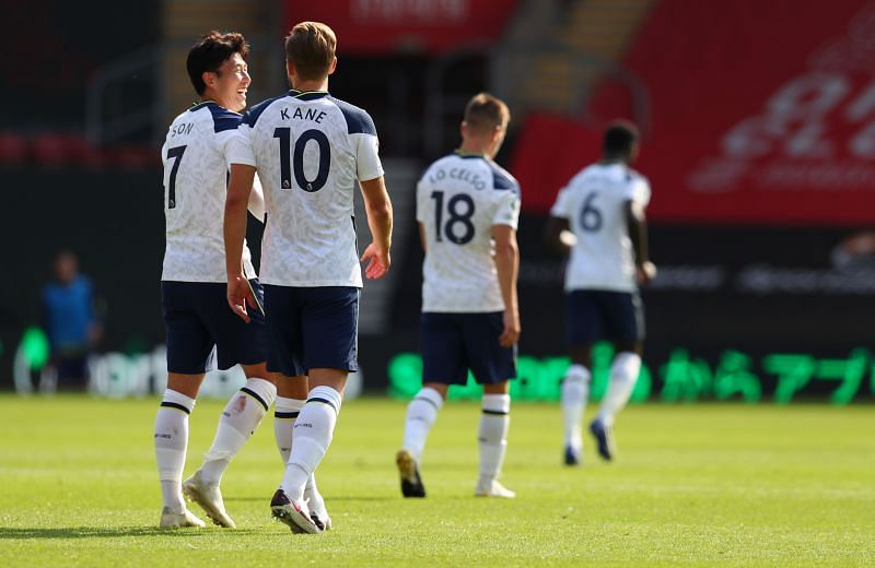 Harry Kane and Son Heung-min have been in sublime form for Tottenham Hotspur
