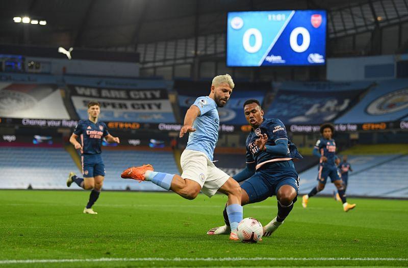Manchester City vs Arsenal - Premier League
