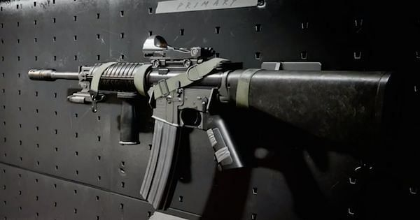 XM4 weapon in Black Ops Cold War (Image credits: Gamewith.net)