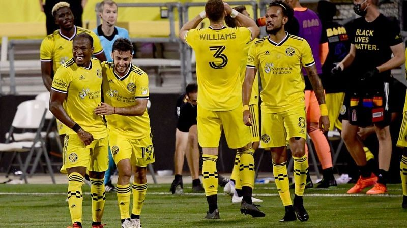 Columbus Crew travel to Houston in their upcoming MLS fixture