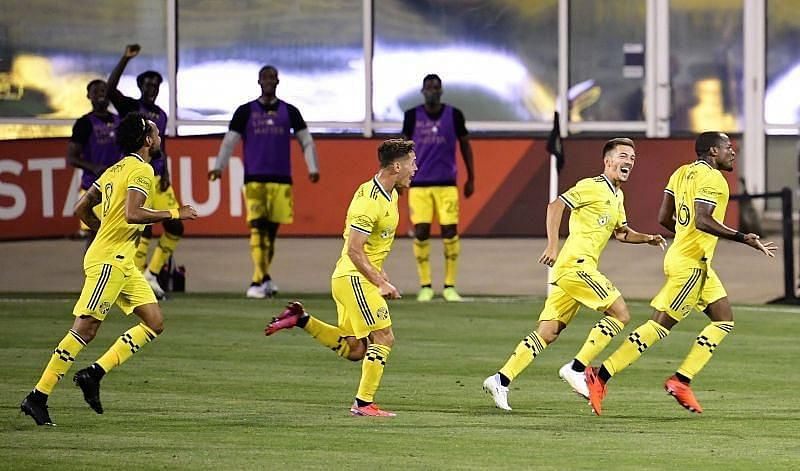 Columbus Crew have only picked up one point in their last three matches