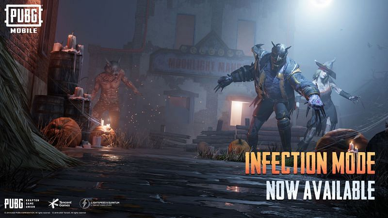 Halloween Infection Mode in PUBG Mobile: All you need to know (Image Credits: PUBG Mobile)