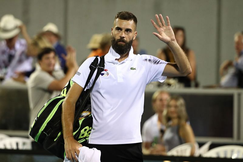 Benoit Paire is one of the favorites to win this competition