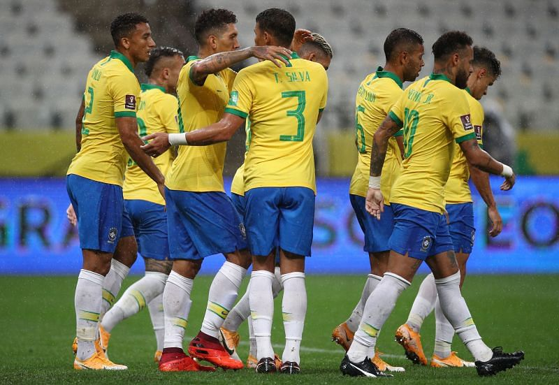 Brazil secured an easy win over Bolivia in the first game of the South American Qualifiers for Qatar 2022
