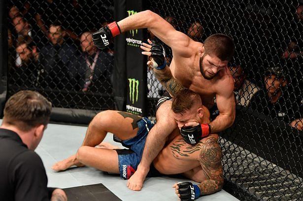 Can anyone beat current UFC Lightweight kingpin Khabib Nurmagomedov?