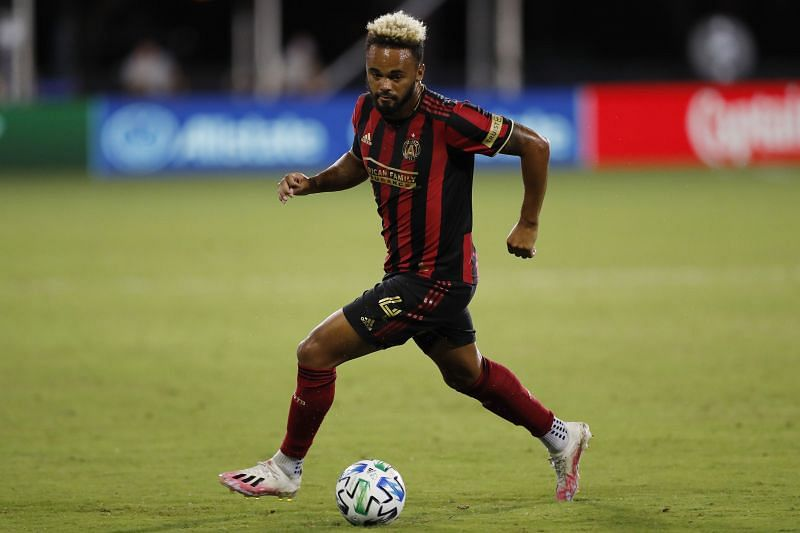Anton Walkes of Atlanta United