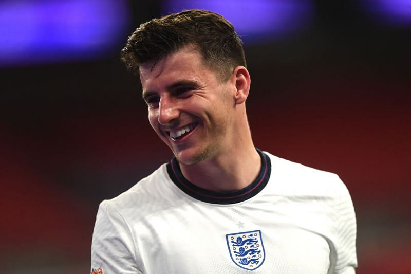 Mason Mount is one of the fittest players at Chelsea