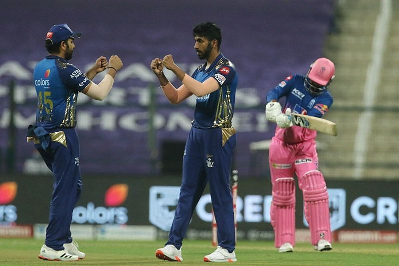 A clinical performance from MI took them to the top of the table.