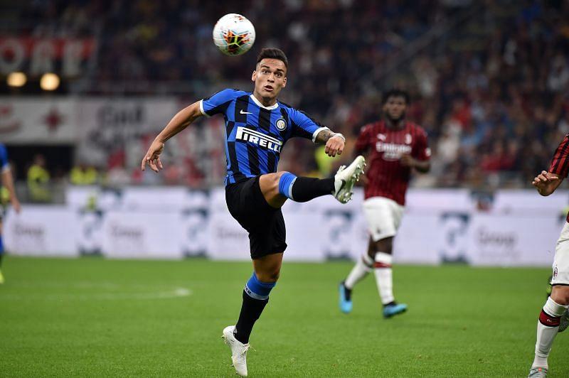 AC Milan will play Inter Milan on Saturday