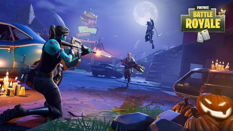 Fortnitemare should bring a ton of new content for the players in Fortnite (Image credit: Epic Games)