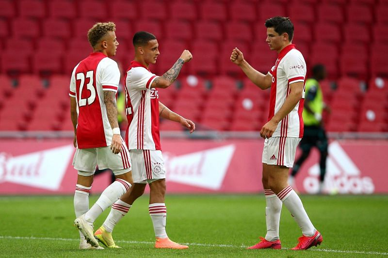 Ajax have a strong squad