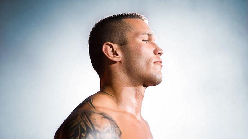 Randy Orton is a 14-time WWE World Champion