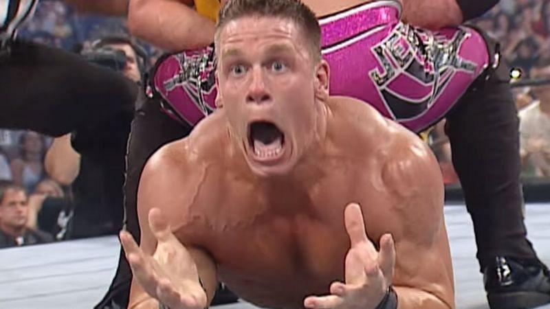 Chris Jericho knew John Cena had something going on (Pic Source: WWE)