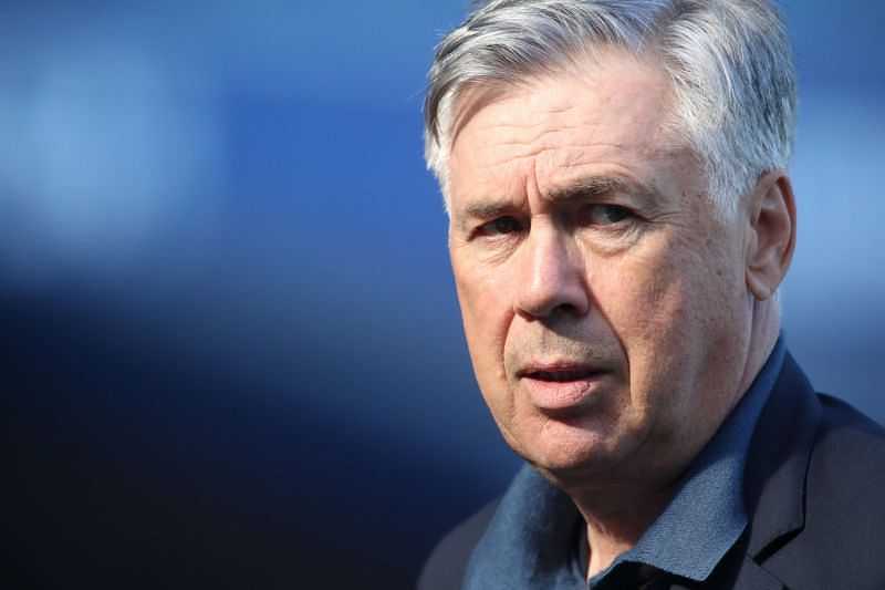 Louis Saha believes Carlo Ancelotti will narrowly miss out on a top-four finish
