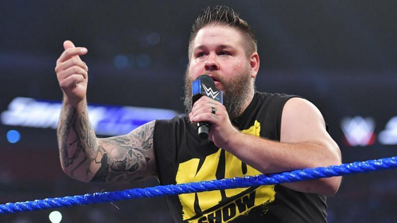 Kevin Owens qualifies for Team SmackDown at Survivor Series