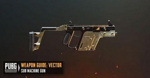 Vector in PUBG Mobile Lite TDM mode (Image credits: Zilliongamer.com)