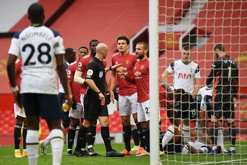 Manchester United vs Tottenham Hotspur - Premier League