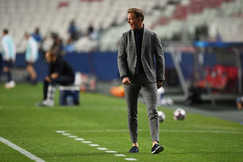 The youngest manager in a UCL semi-final