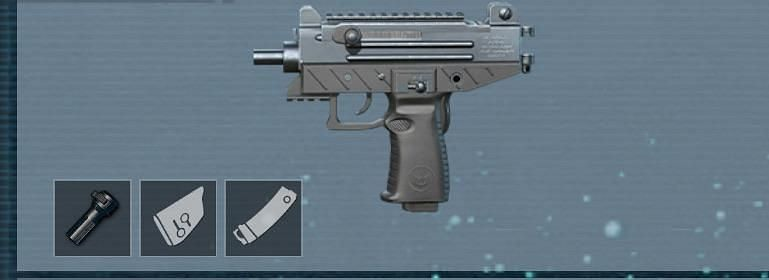 Best attachments for the UZI (Image credits: Reddit)