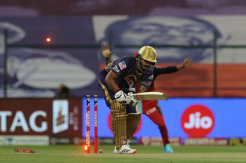 KKR managed to score just 84 runs in their encounter against RCB yesterday [P/C: iplt20.com]
