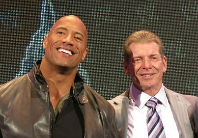 The Rock and Vince McMahon remain good friends
