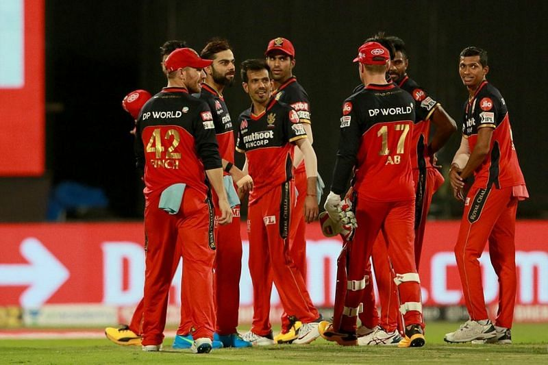 RCB won for the fifth time in 7 games after beating KKR by 82 runs (Credits: IPLT20.com)
