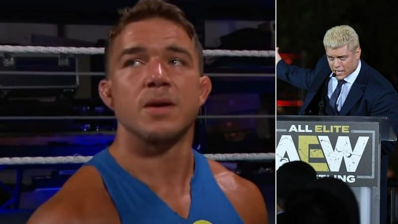Gable to join AEW?