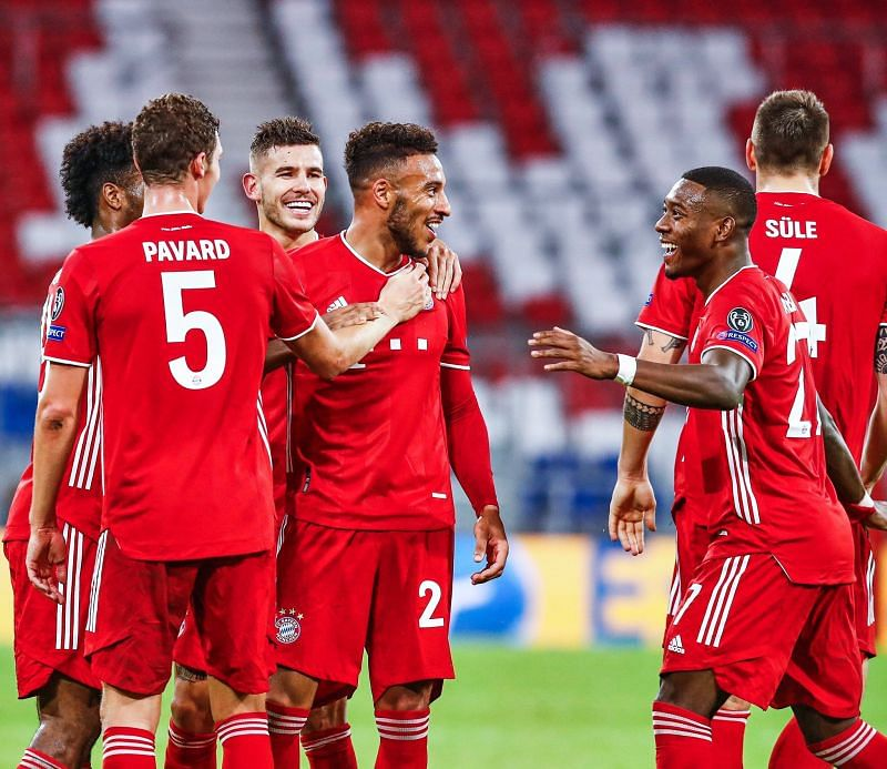 Bayern Munich are aiming to win a second successive Champions League title