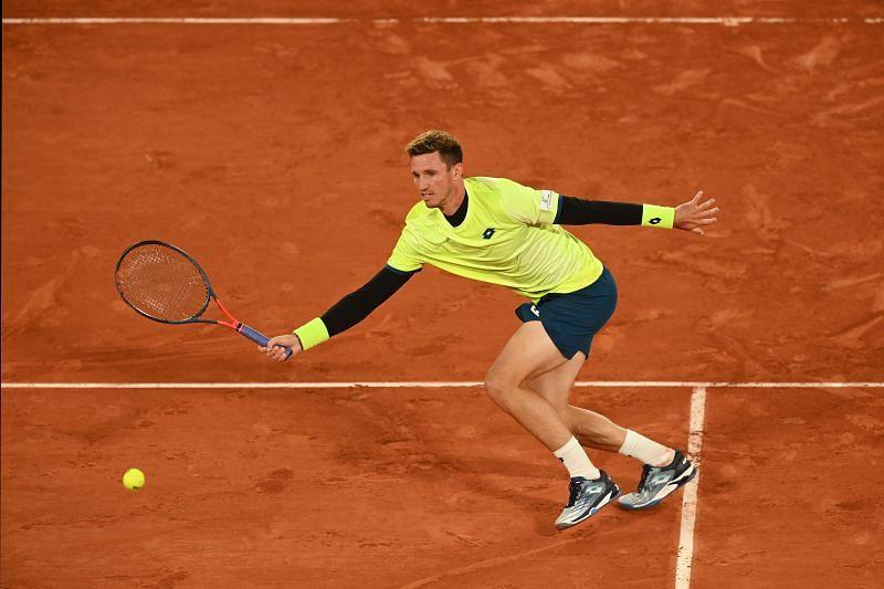 Rublev, siguiente escollo de Davidovich en Roland Garros