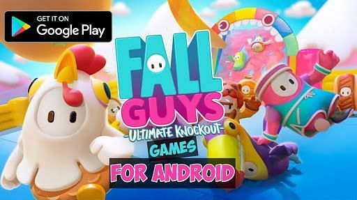 There are many games like Fall Guys: Ultimate Knockout on Google Play Store (Image Credits: ubgurukul)