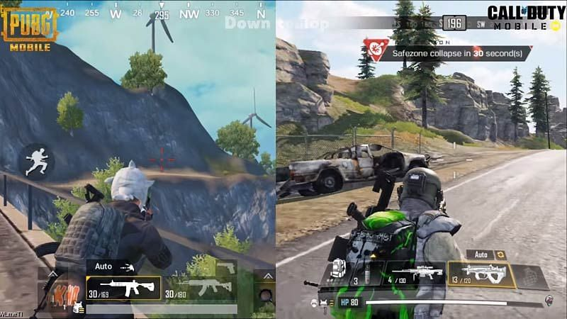 PUBG Mobile vs COD Mobile: Which game system requirements ...