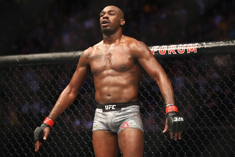 Did Jon Jones really hide to avoid USADA