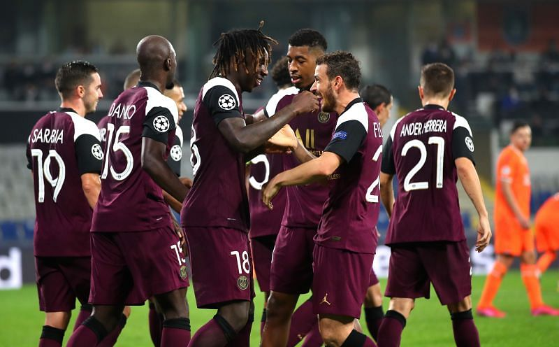 Istanbul Basaksehir vs Paris Saint-Germain: Group H - UEFA Champions League