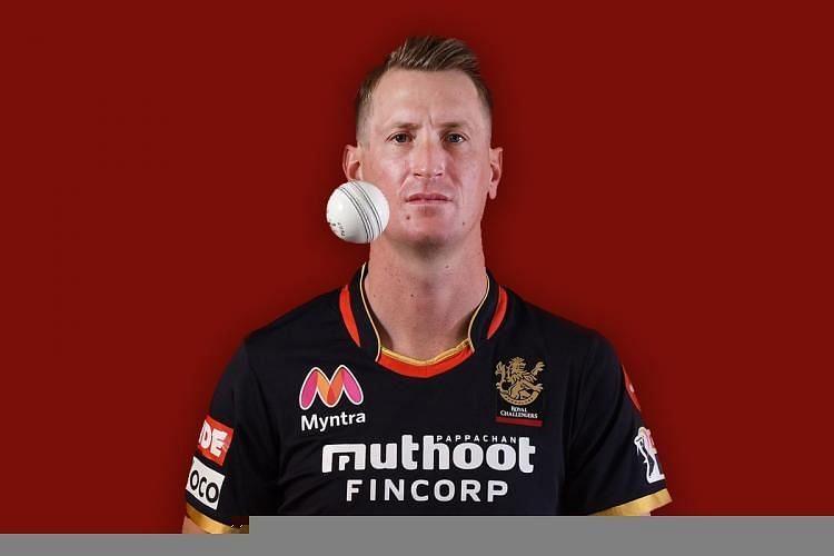 Chris Morris made his IPL 2020 debut against CSK
