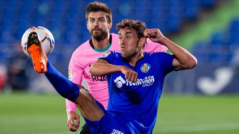 Getafe threw the kitchen sink at Barcelona, and they eventually crumbled