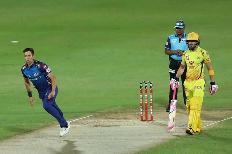 Faf du Plessis departed early to leave the team in all sorts of trouble. [PC: iplt20.com]