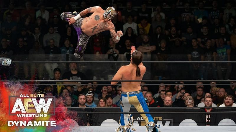 AEW Dynamite has featured some stellar matches throughout their first year.