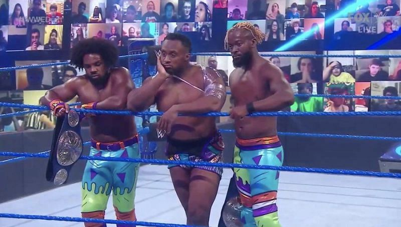 The New Day is no more