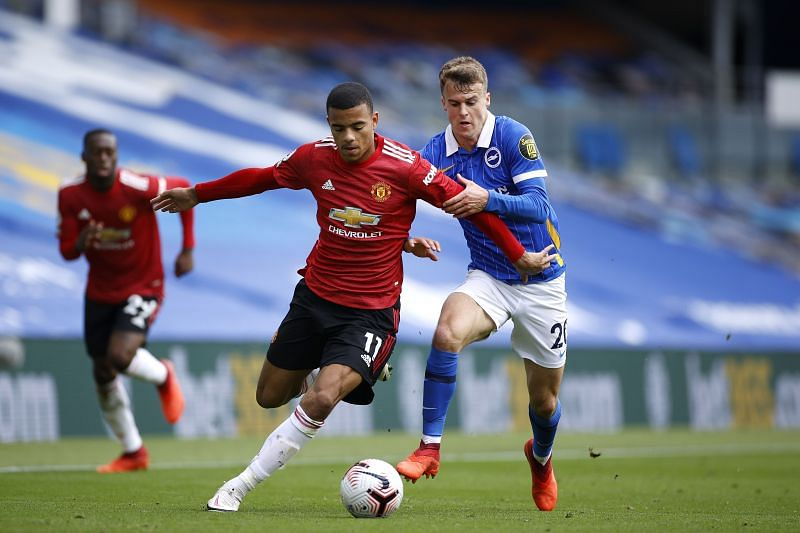 Mason Greenwood is missing from Manchester United