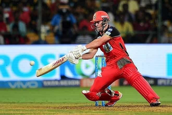 AB de Villiers is one of the key players in the RCB middle order