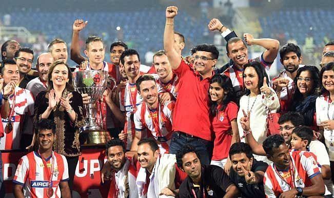 Indian Super League winners ATK
