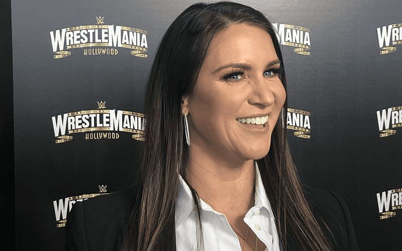 Stephanie McMahon on how WWE handled the COVID-19 situation before WrestleMania 36 thumbnail
