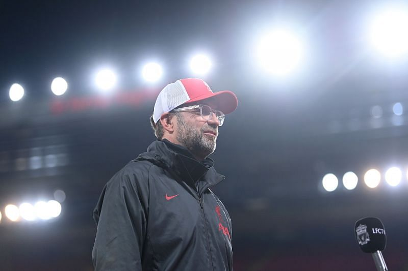 Jurgen Klopp would need to strengthen his defence