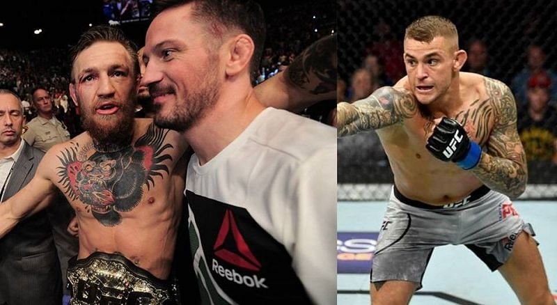 Conor McGregor and Dustin Poirier are amongst the best MMA fighters in the world right now