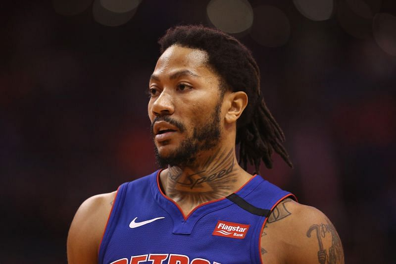 Derrick Rose could be an NBA Champion with the LA Lakers.