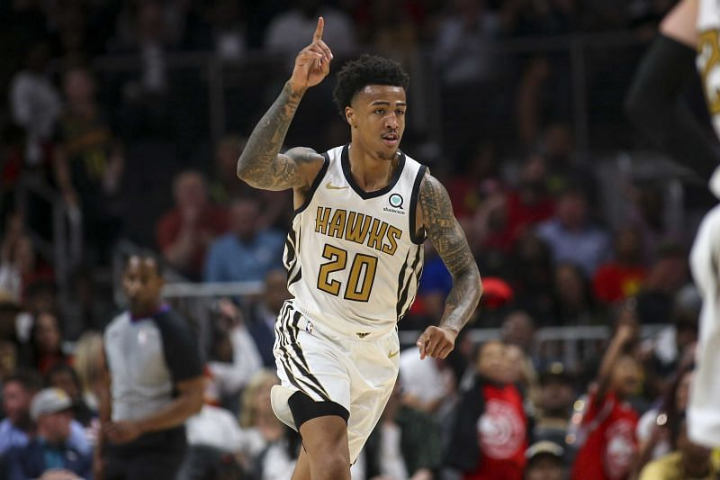 John Collins could be a key player for the Atlanta Hawks in 2020-21.