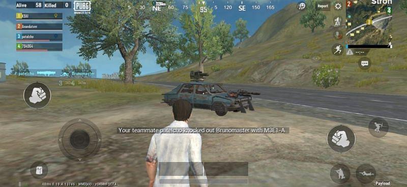Armed Dacia